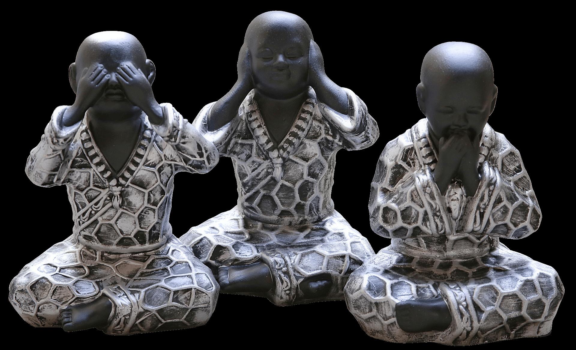 Einseitige Meditation