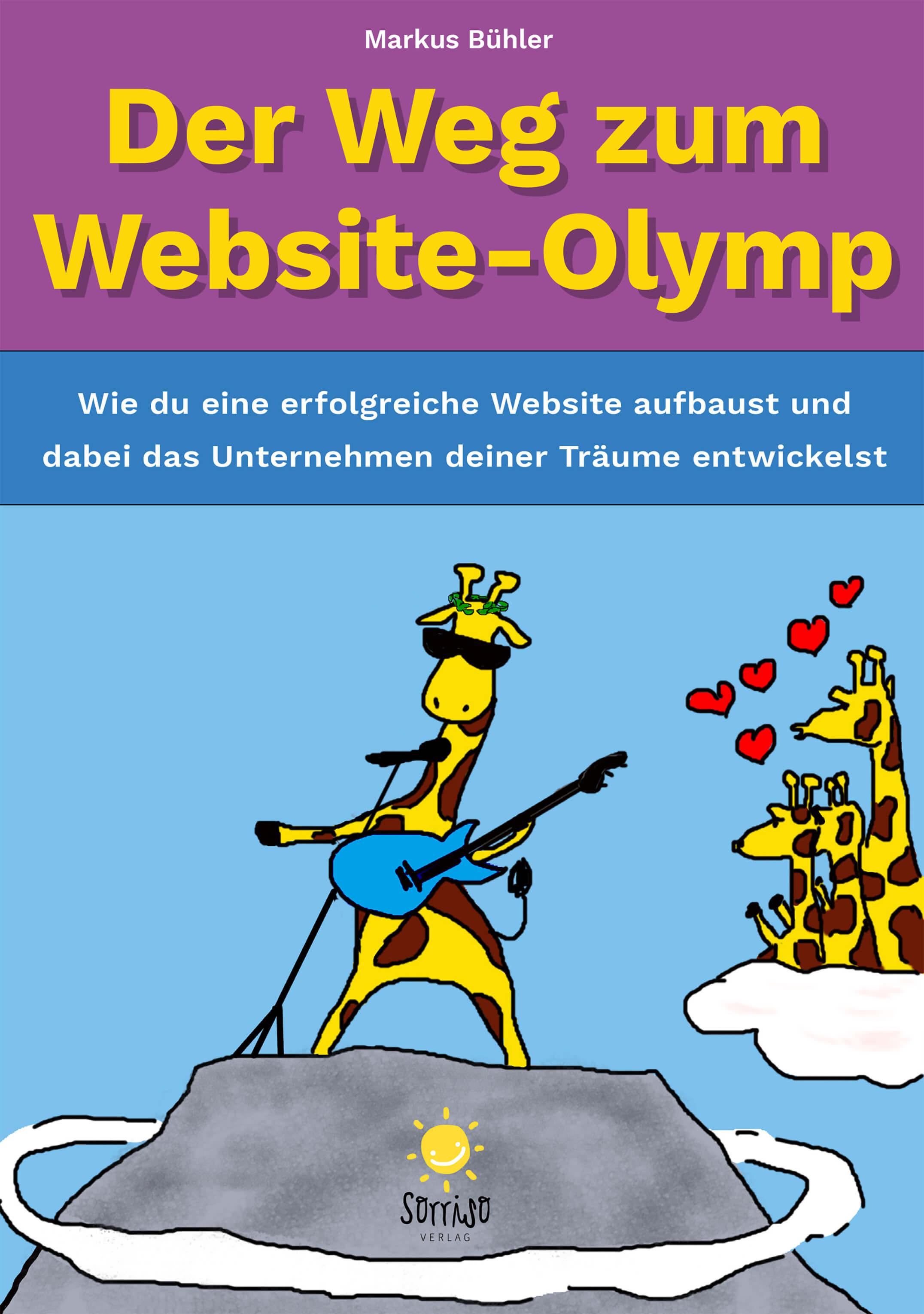Markus Bühler - Der Weg zum Website Olymp