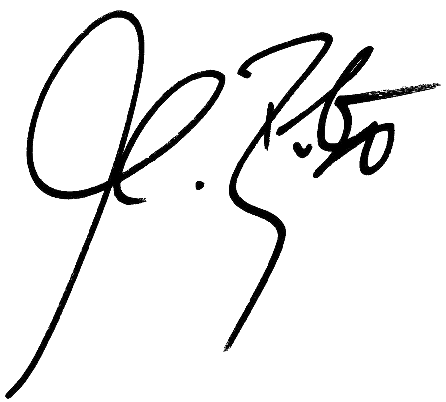Markus Bühler Unterschrift